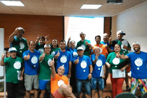 Entrenadores del municipio de Arona