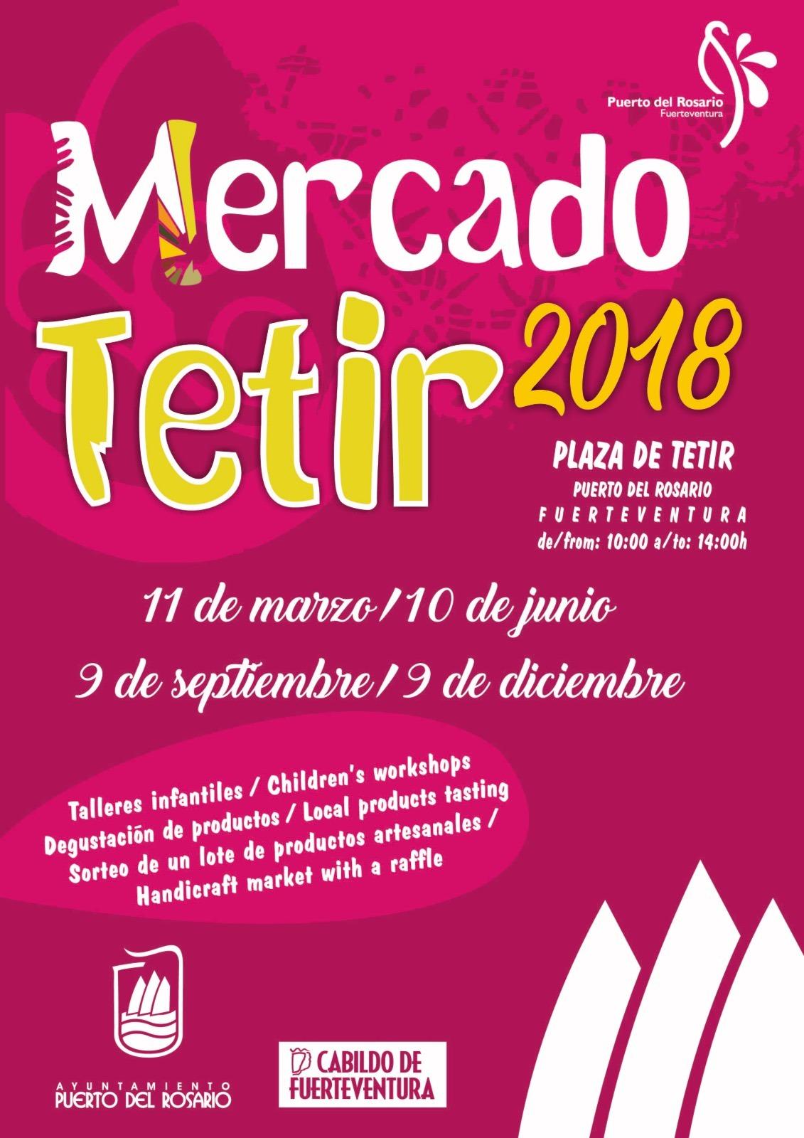Mercado Tetir 2018