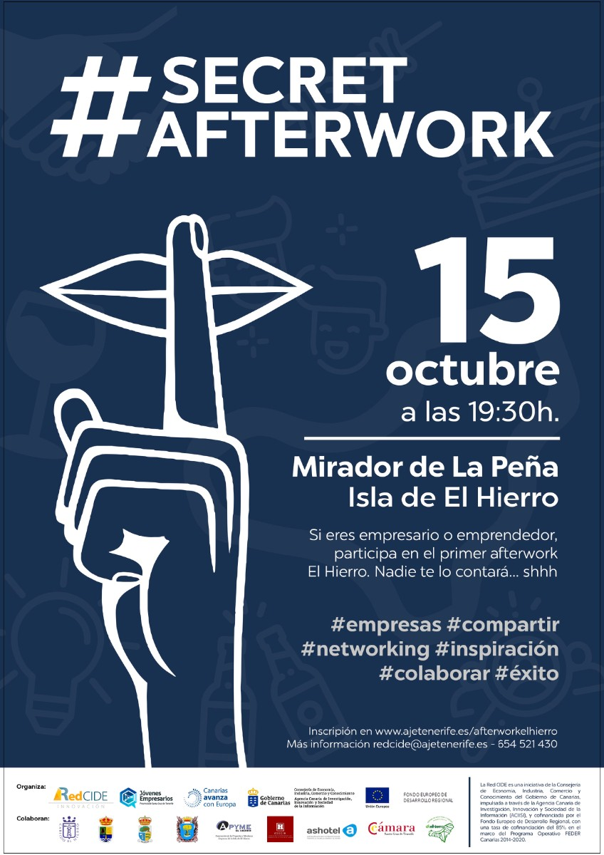 programa_secret_afterwork_el_hierro_20181015